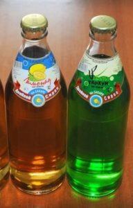 Бутылка чебурашка