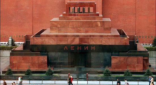 Сегодня мы идём в мавзолей Ленина и узнаем режим его работы